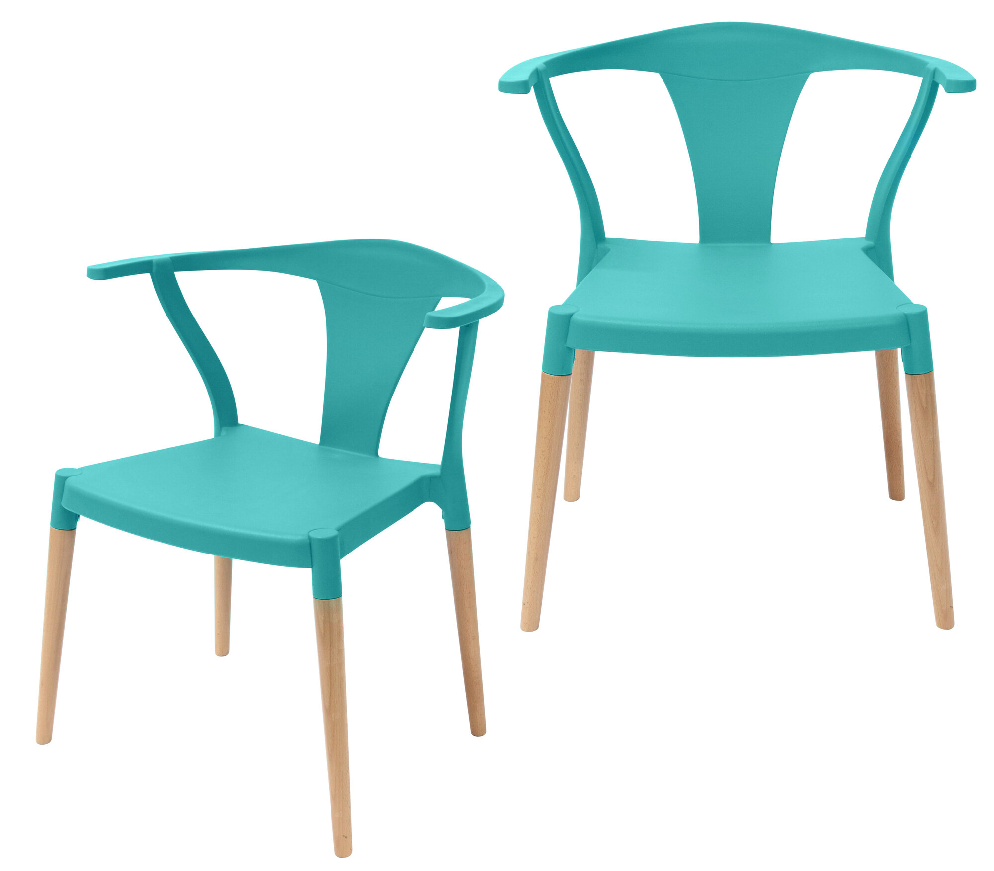 Stupendous Details About Emodern Decor Icon Dining Chair Set Of 2 Cjindustries Chair Design For Home Cjindustriesco