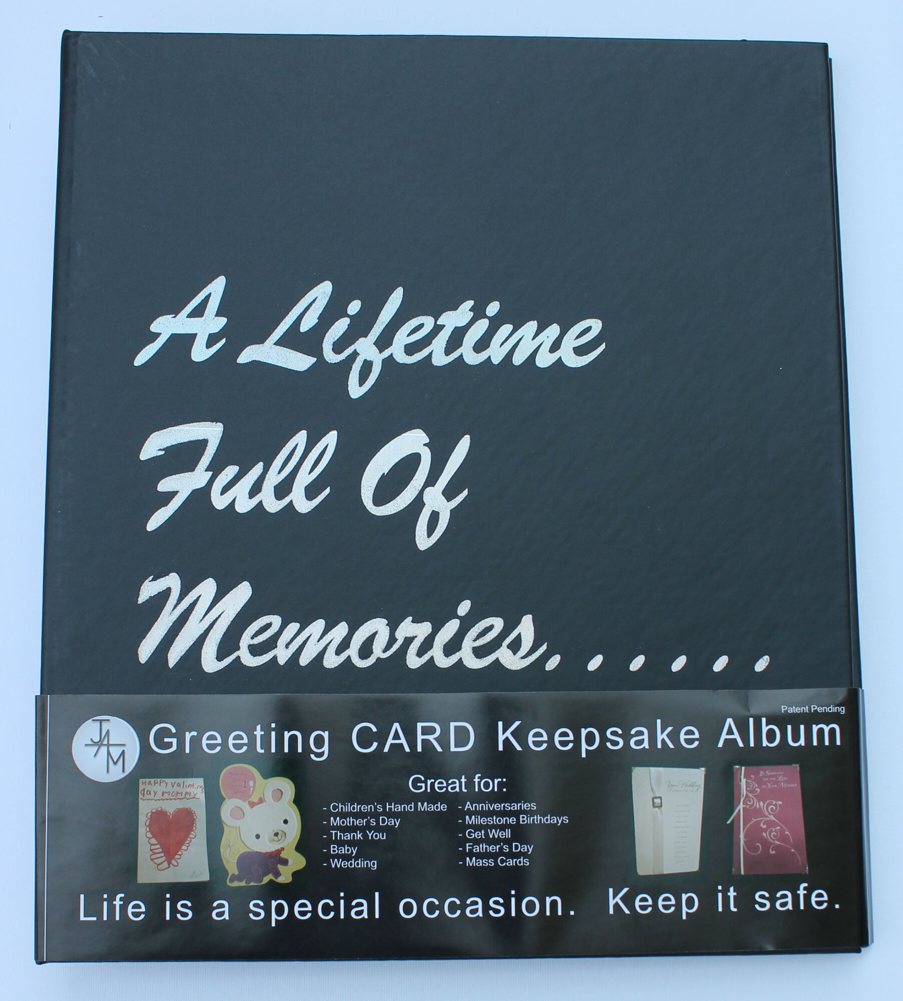 Ja marketing greeting cardkeepsake album 893803002049 ebay ja marketing greeting cardkeepsake album our sku adsa1018 mpn 4 m4hsunfo