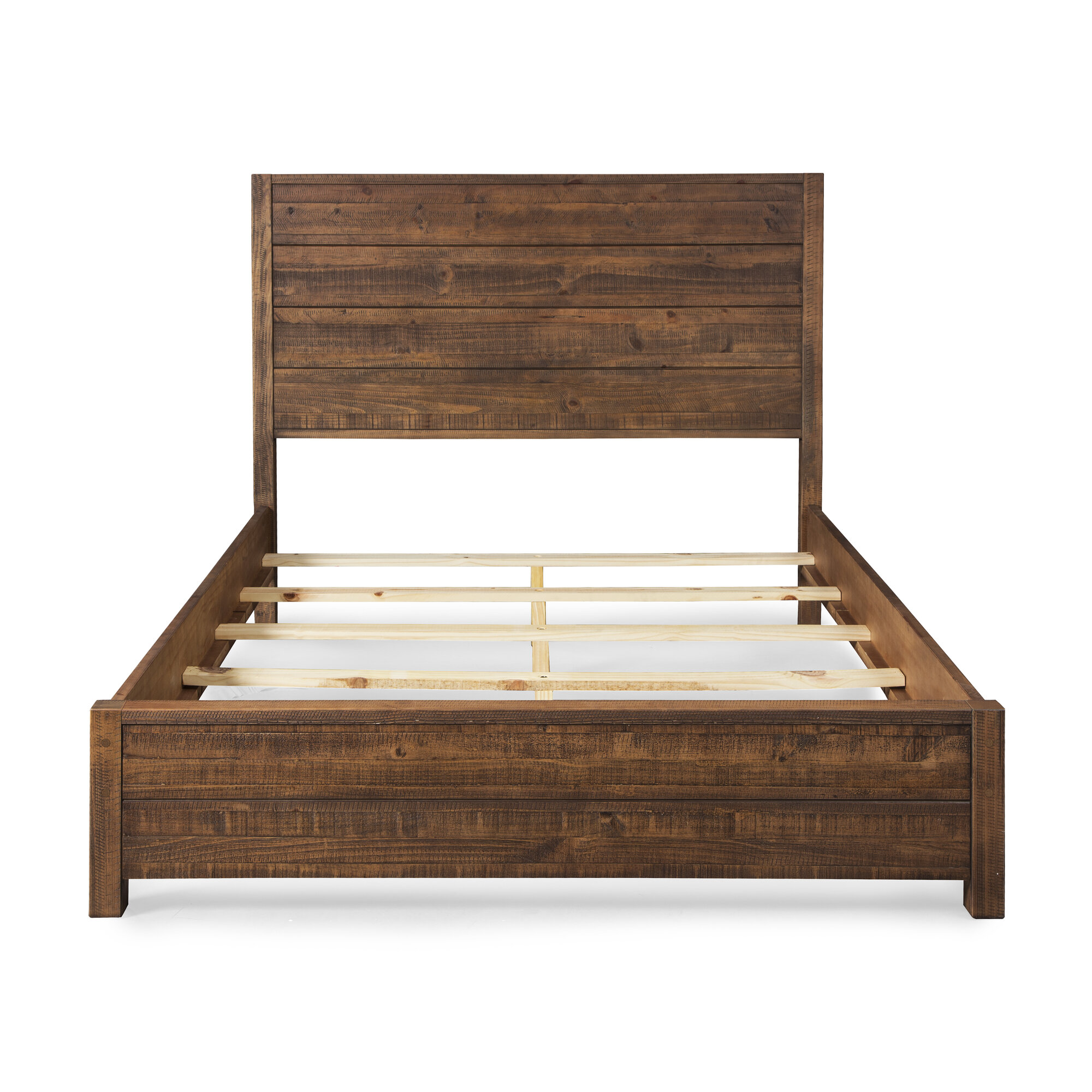 Furniture Stunning Display Of Wood Grain In A: Grain Wood Furniture Montauk Panel Bed