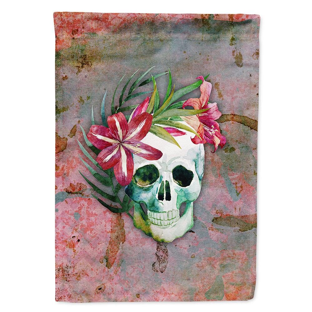 DIA DE LOS MUERTOS FLAG 3X5 FEET BANNER DAY OF THE DEAD SKULL MEXICO NEW F583
