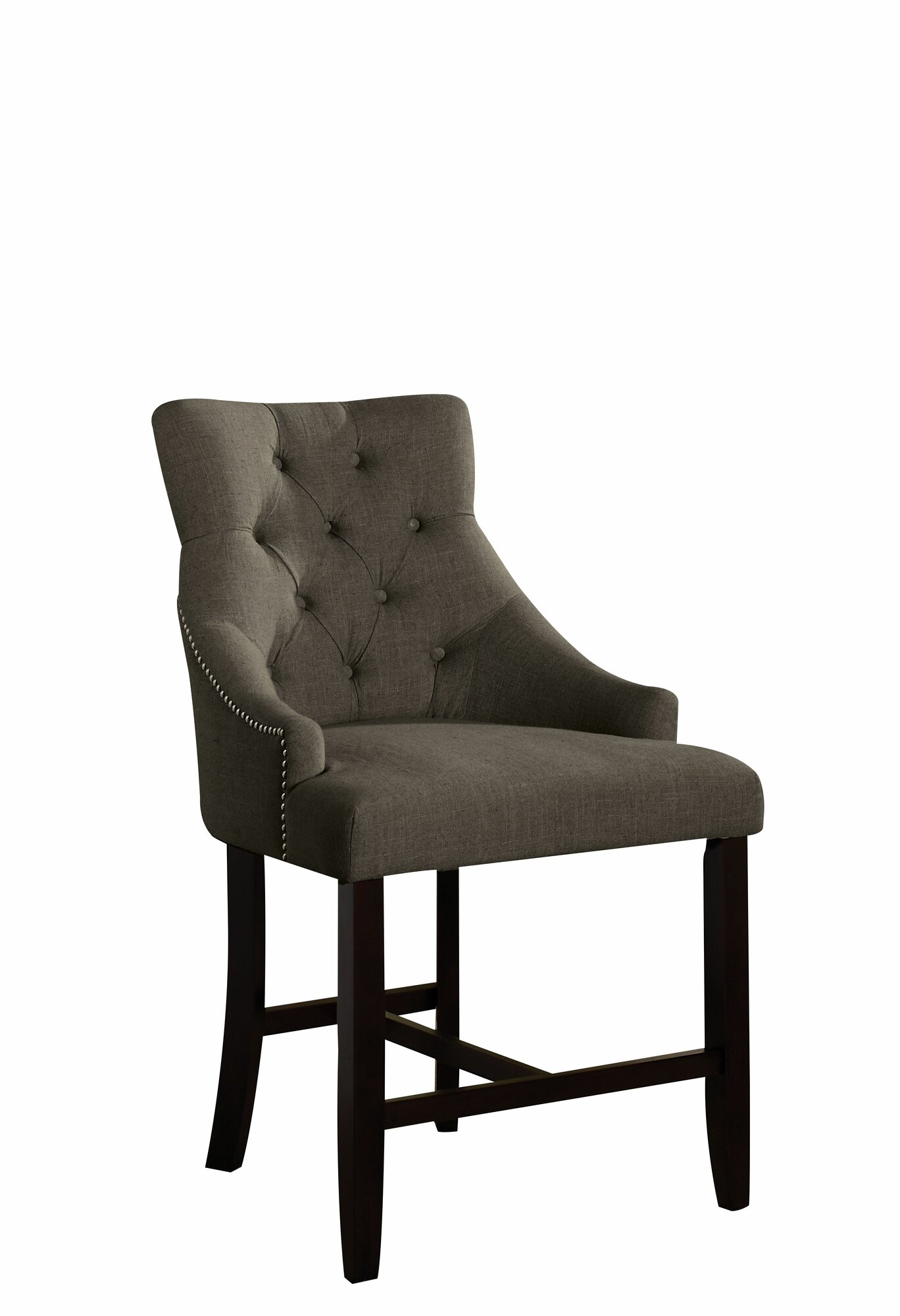 Darby Home Co Kayson 24 Quot Bar Stool Set Of 2 Ebay