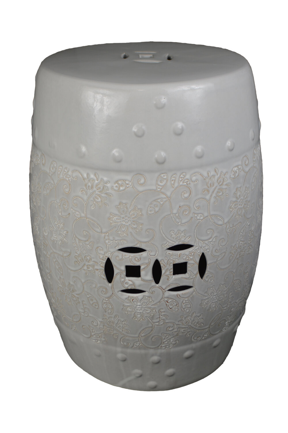 Swell Details About Charlton Home Iyanna Ceramic Garden Stool Machost Co Dining Chair Design Ideas Machostcouk