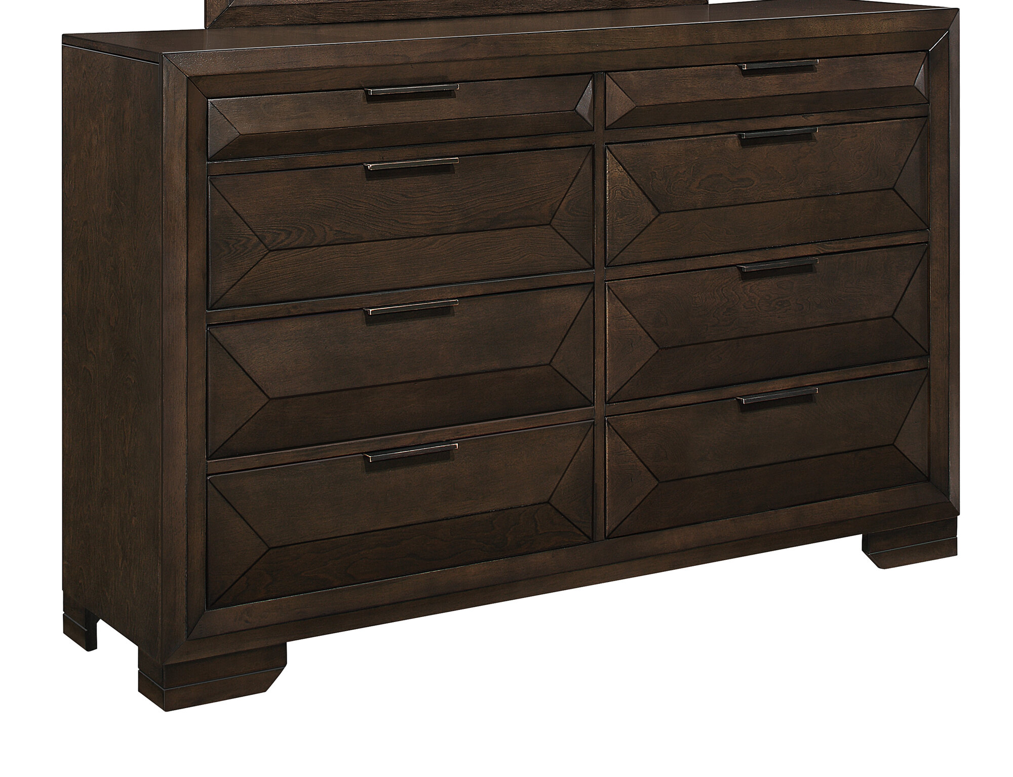 Details About Wrought Studio Boos 8 Drawer Dresser