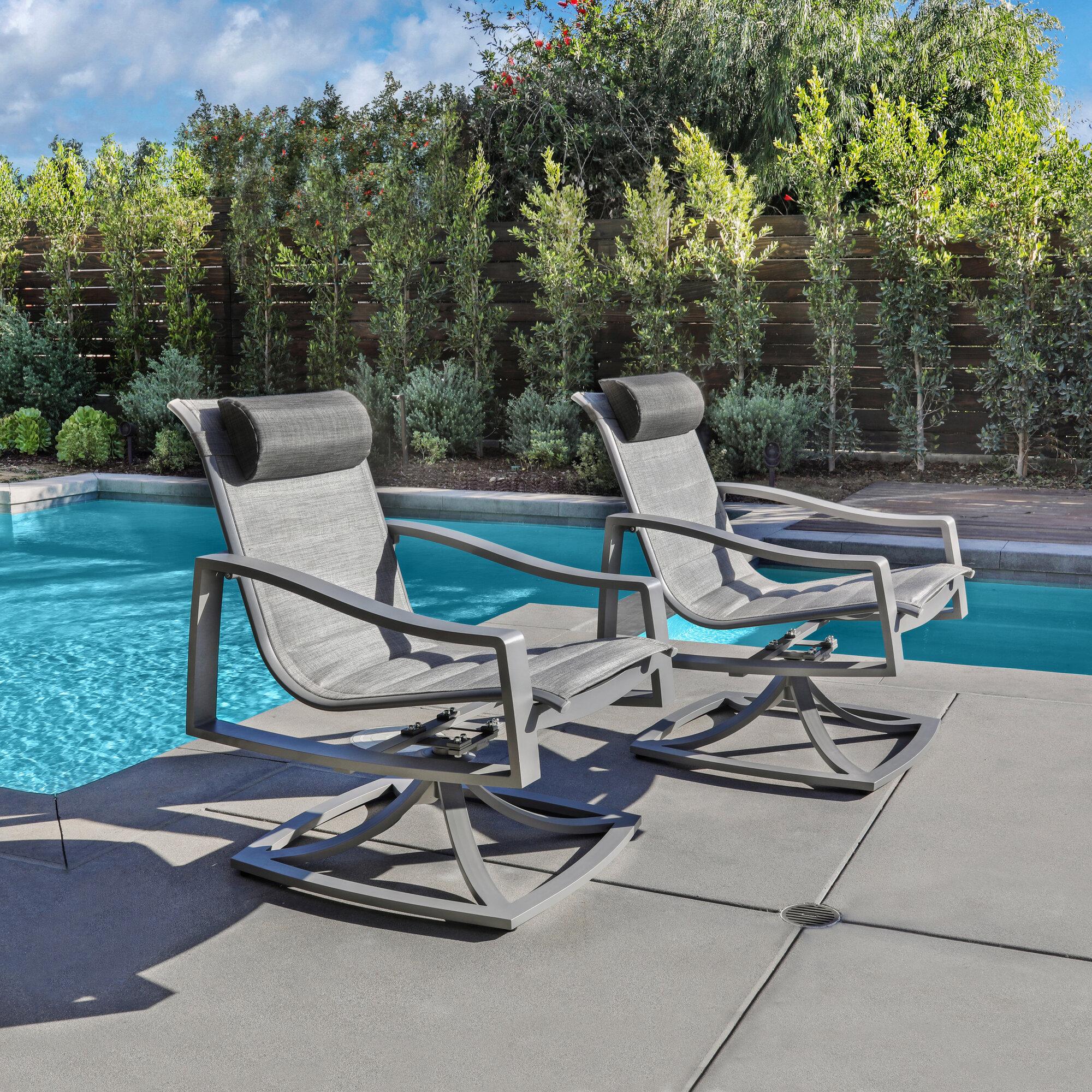Image Is Loading Brayden Studio Shepha Patio Chair With Sunbrella Cushions