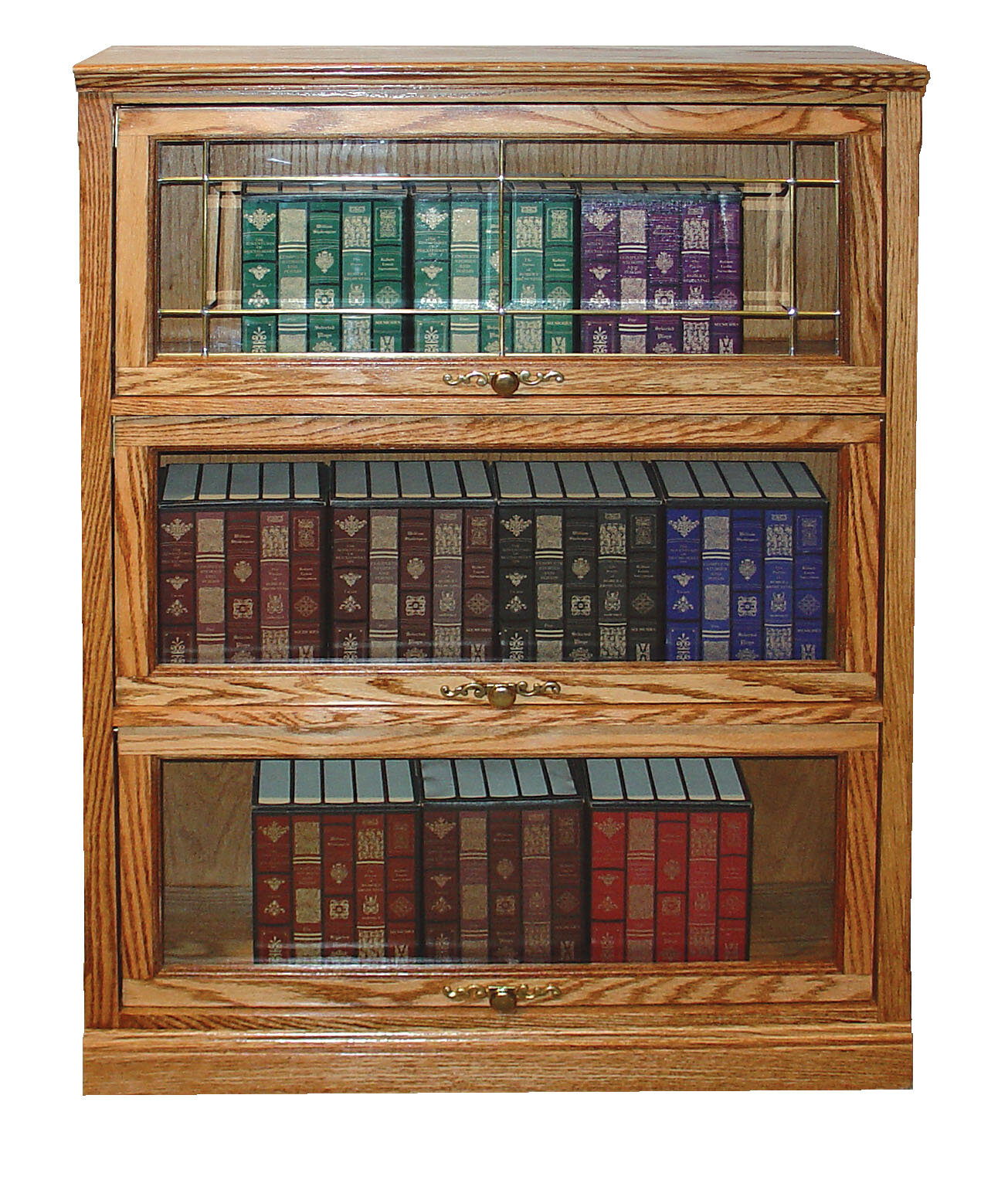 Details About Loon Peak Lassiter Barrister Bookcase
