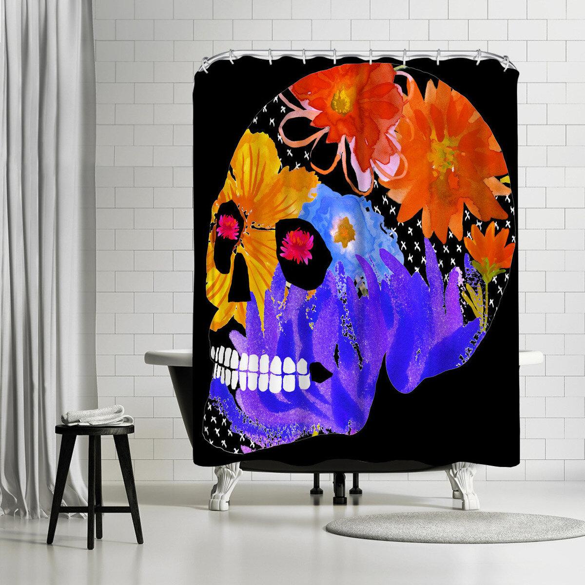 New Michael Jackson MJ Dangerous Shower Curtain Gift