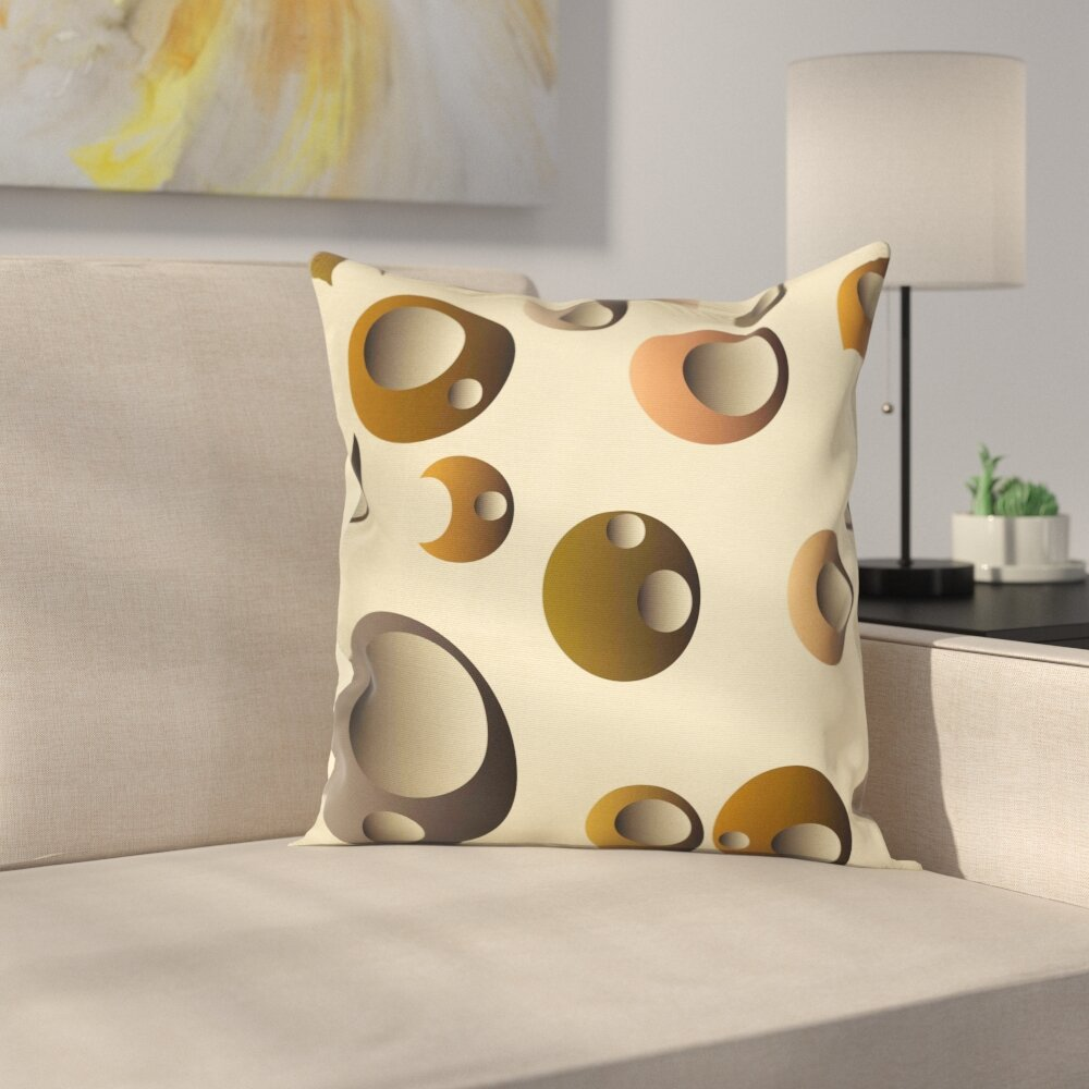 Details About East Urban Home 16 Square Pillow Cover
