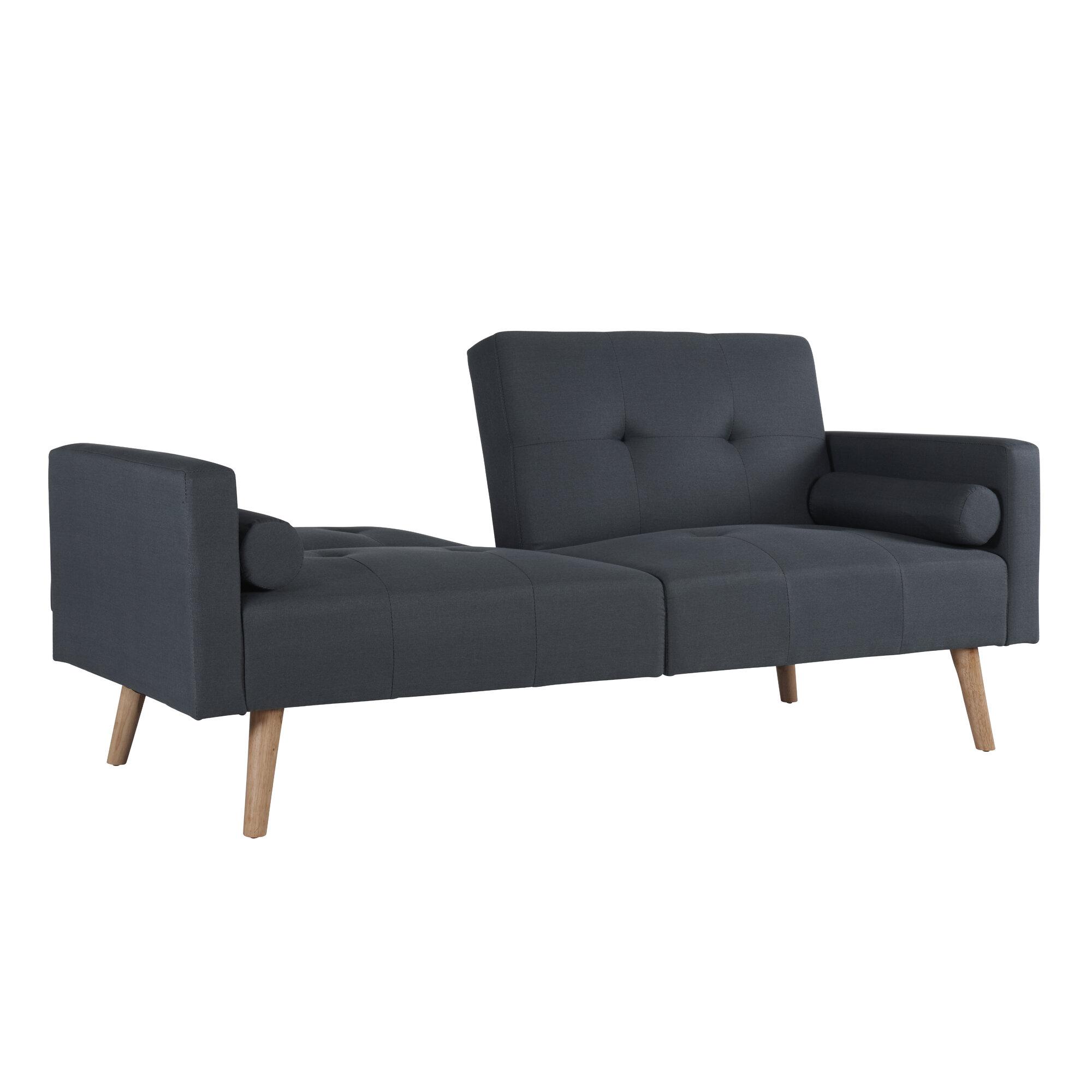 Simmons Futons Montreal Convertible Sofa