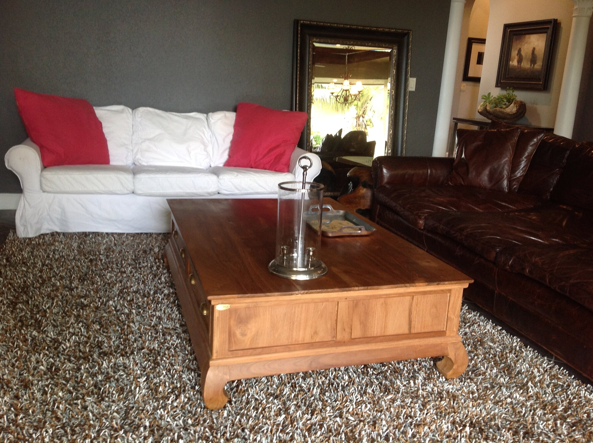 Chic Teak Mondaine Teak Coffee Table CCTK1007 | eBay