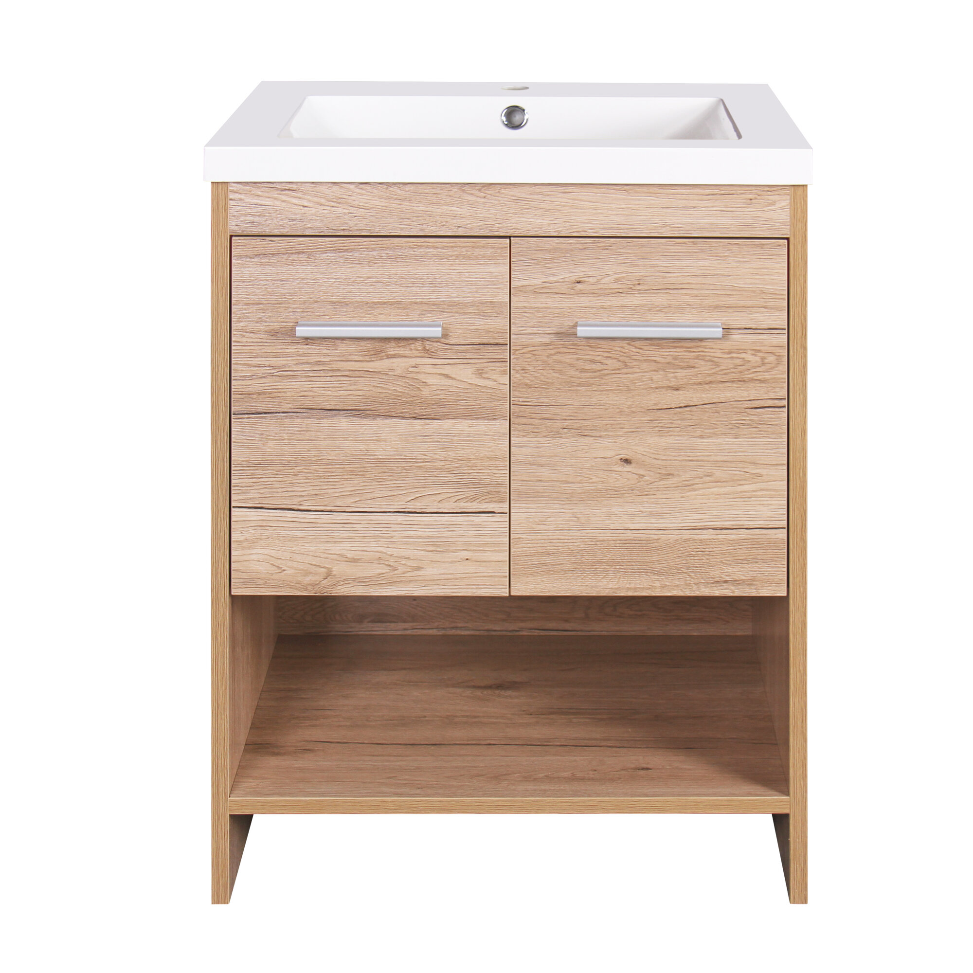 Details About Major Q Classic Contemporary 24 Single Bathroom Vanity Base Only