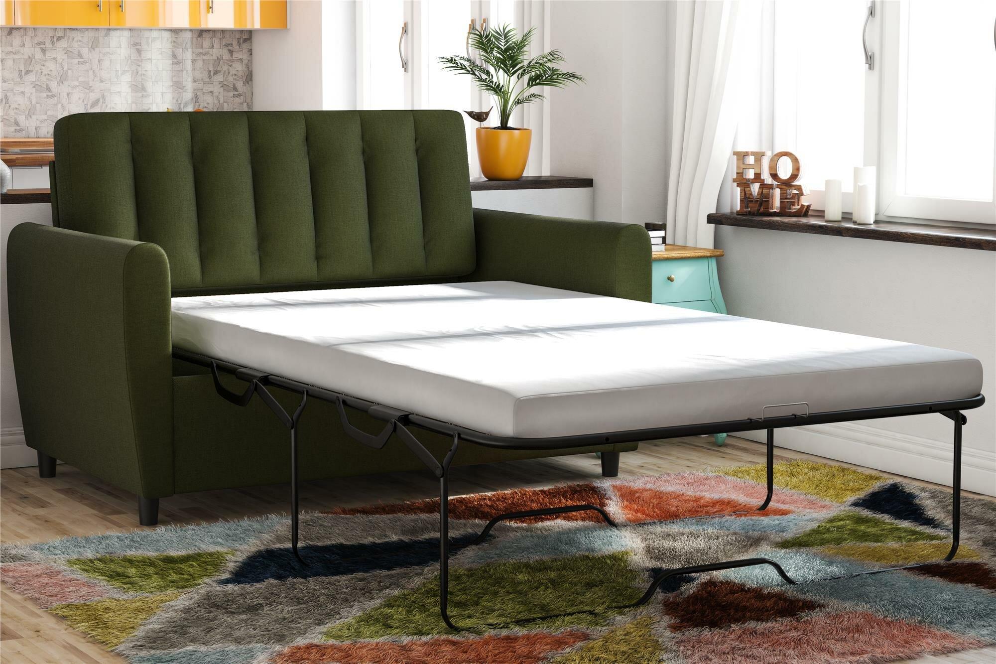 Novogratz Brittany Sleeper Sofa Bed Ebay