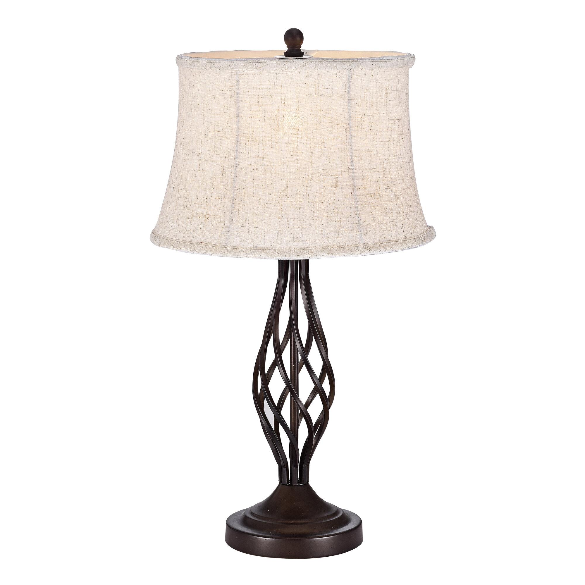 Details About Fleur De Lis Living Shields 1 Light 21 Table Lamp