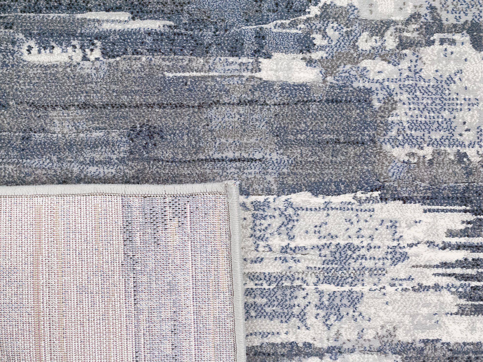 Ebern Designs Goyette Blue Area Rug Ebay
