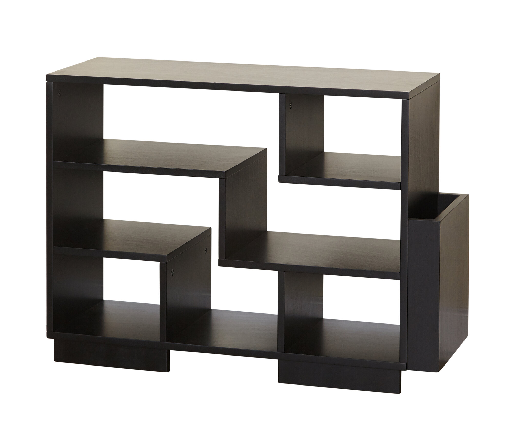 Details About George Oliver Beckley Geometric Bookcase