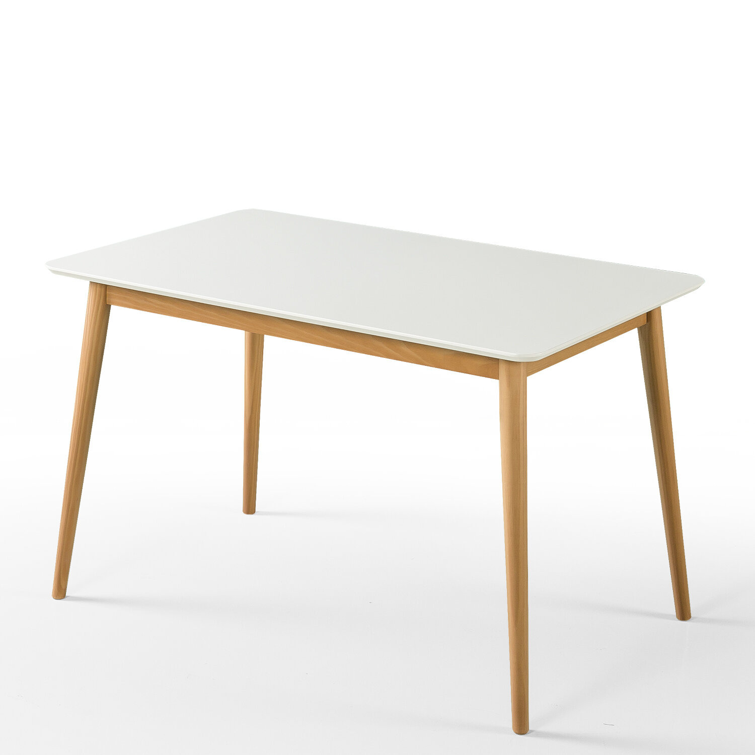 Wayfair Mid Century Coffee Table.Details About George Oliver Bedwell Mid Century Wood Dining Table