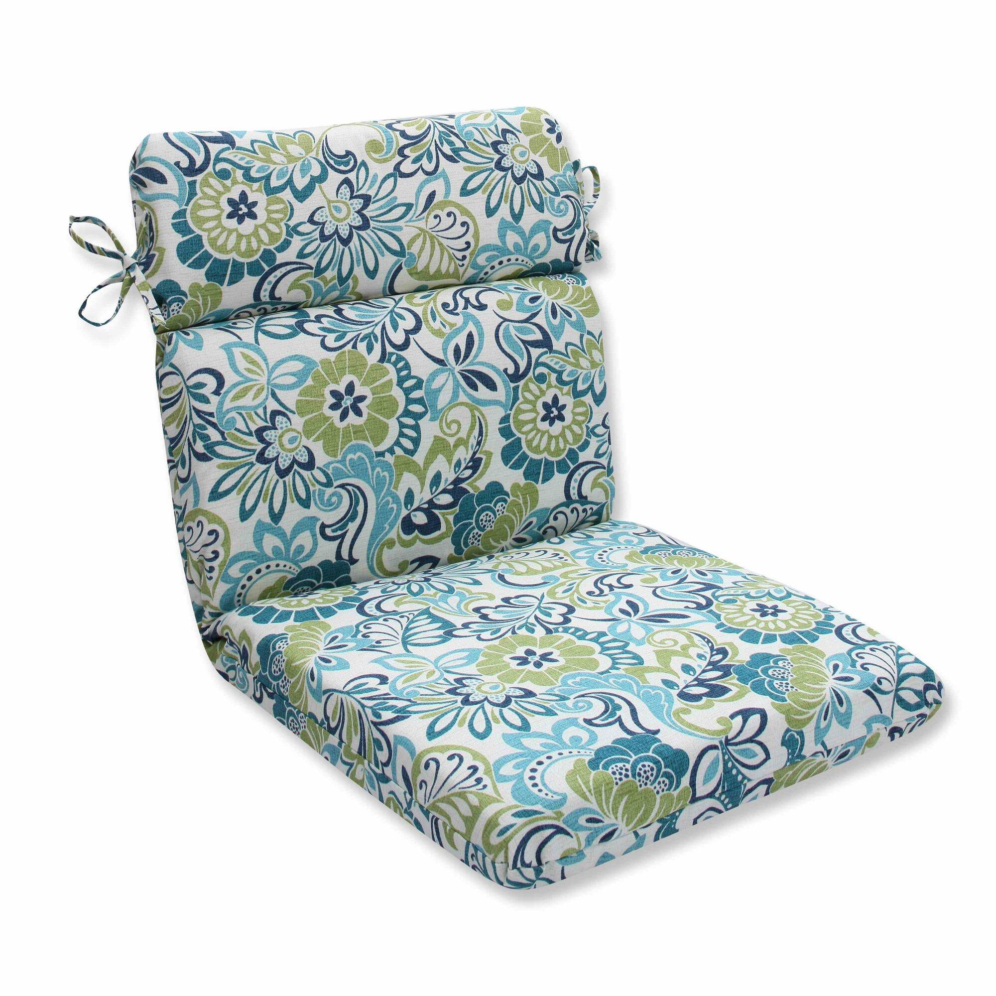 Winston Porter Indoor Outdoor Lounge Chair Cushion 192012337103 Ebay