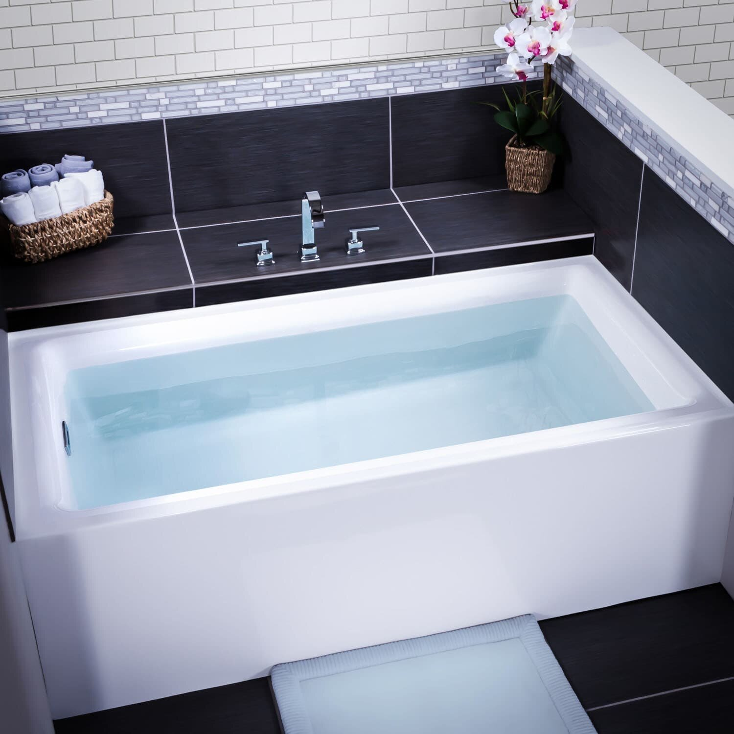 Contemporary Bathtub 60 X 30 Picture Collection - Bathtub Design ...
