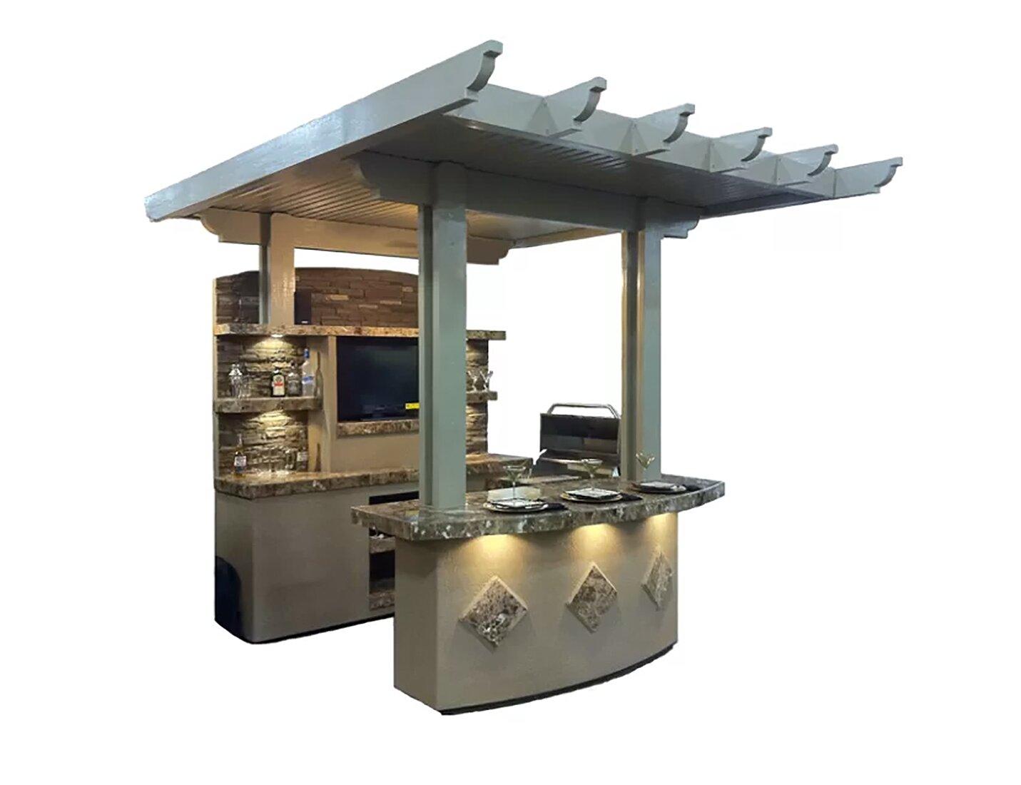 Details about Kokomo Grills St Croix BBQ 72\
