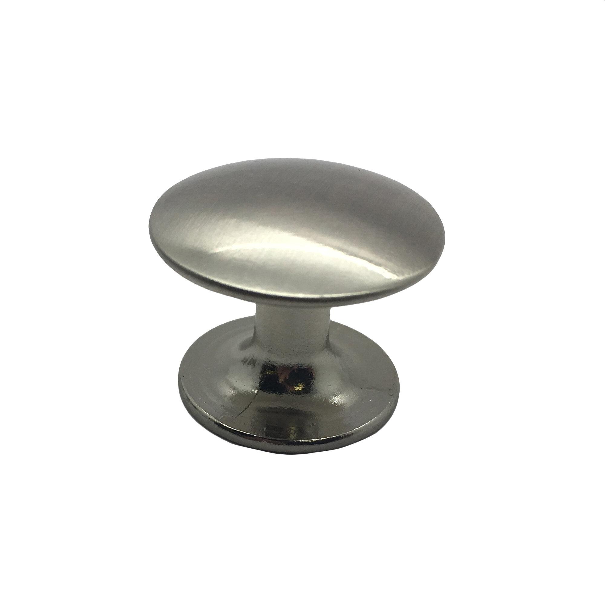 Details About Kitchen Cabinet Door Drawer Knob Flush Metal Pull Handle Round Knob Multipack