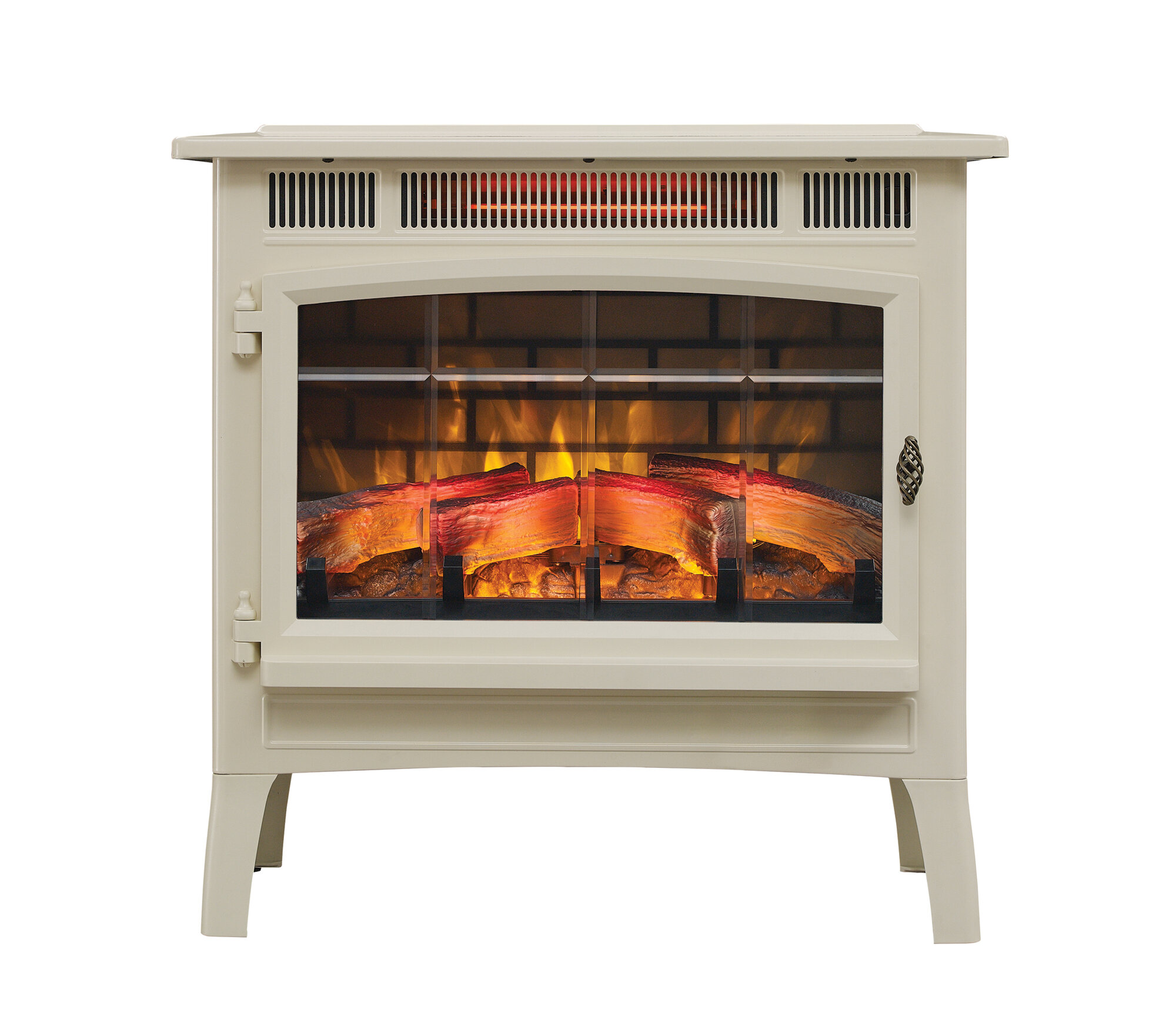Duraflame Electric 3d Flame Effect Infrared Quartz