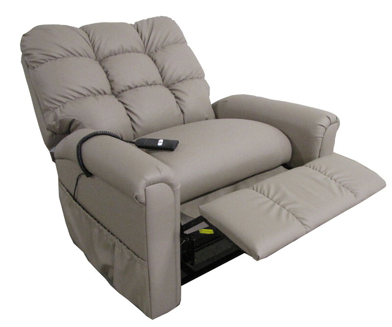 Charmant Comfort Chair Company American Series Power Recliner