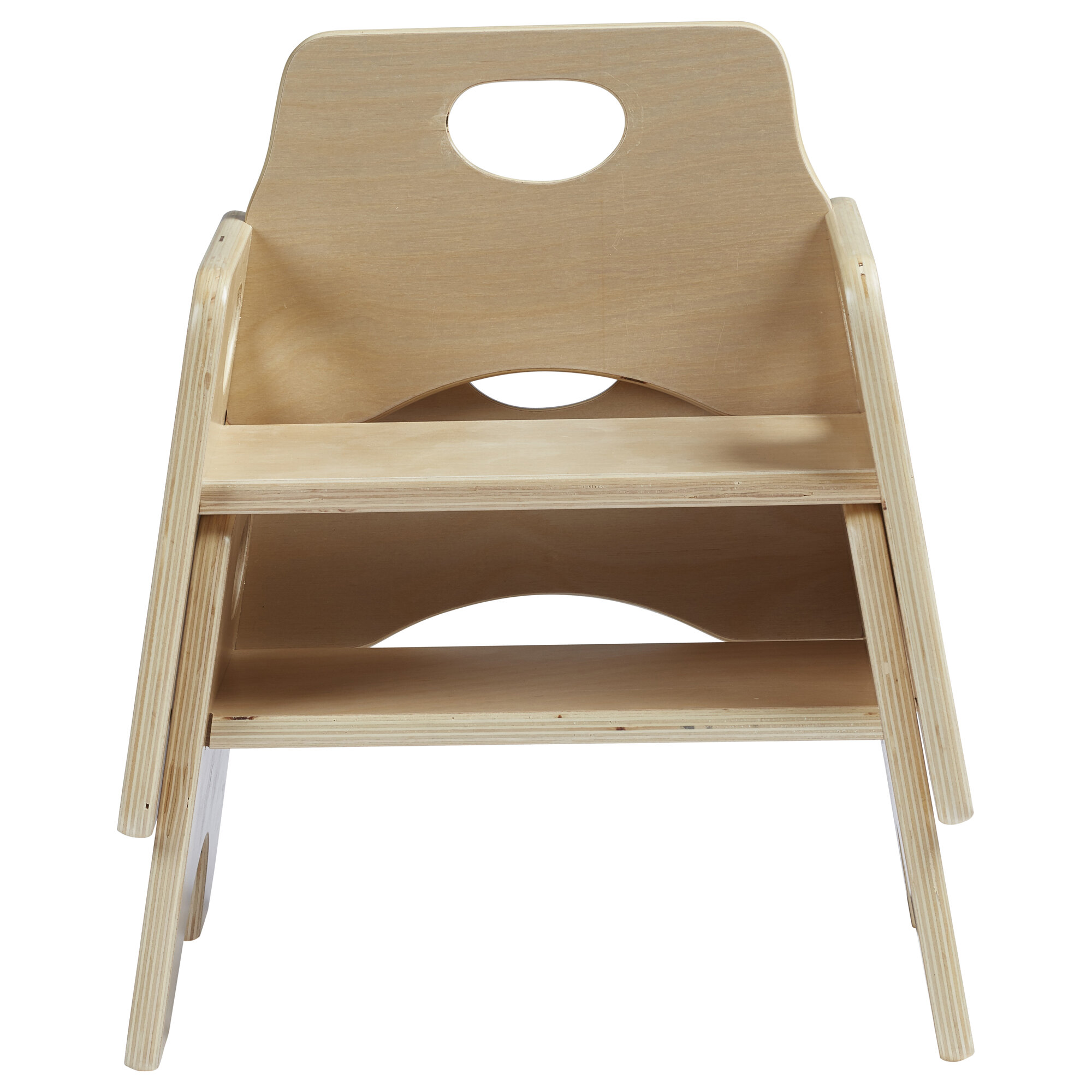 Perfect ECR4kids Wooden Kids Novelty Chair Set Of 2
