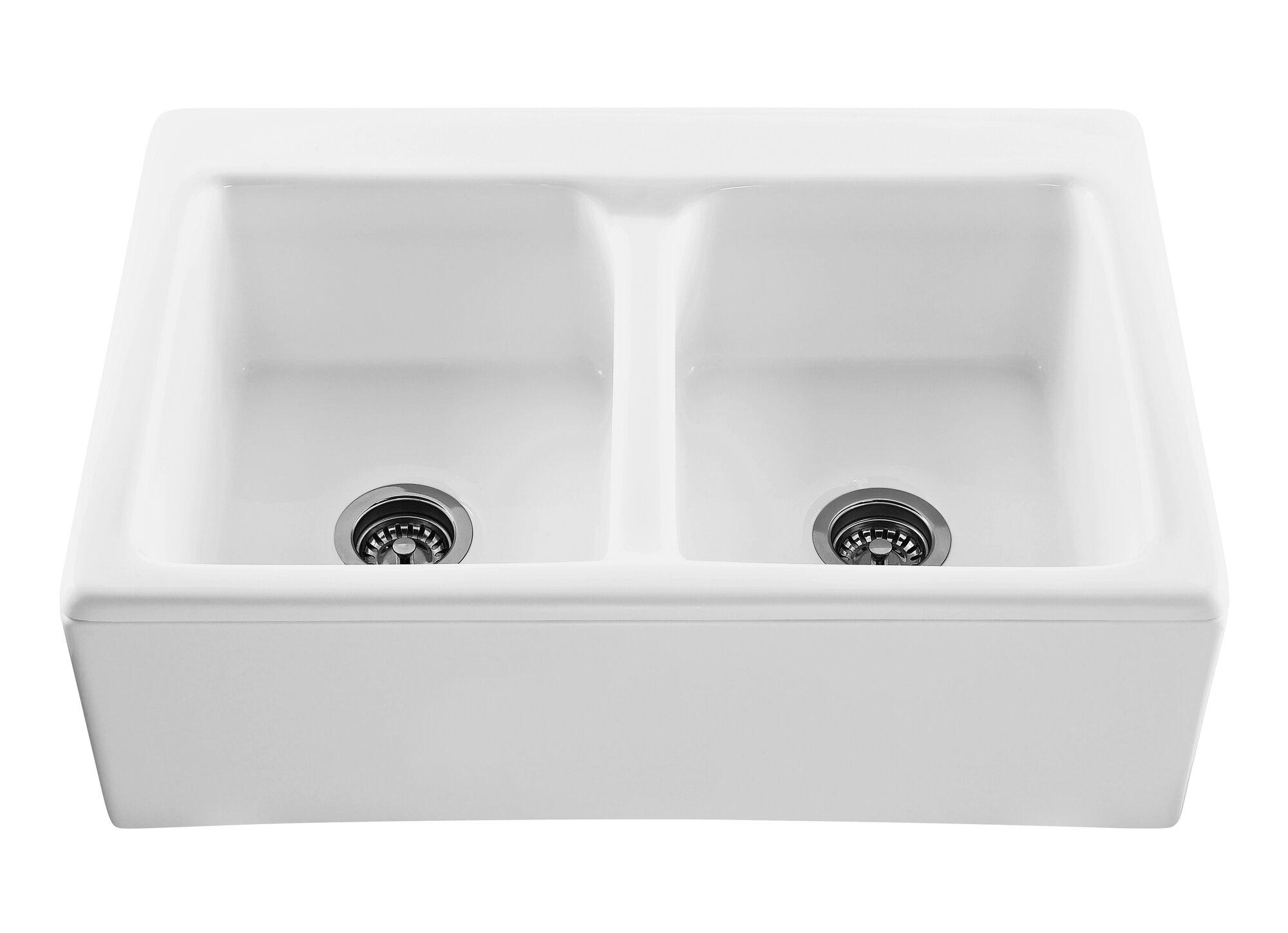 Double Bowl Kitchen Sinks Reliance lyle 3325 x 2225 appalachian double bowl kitchen sink reliance lyle 33 25 034 x 22 25 workwithnaturefo