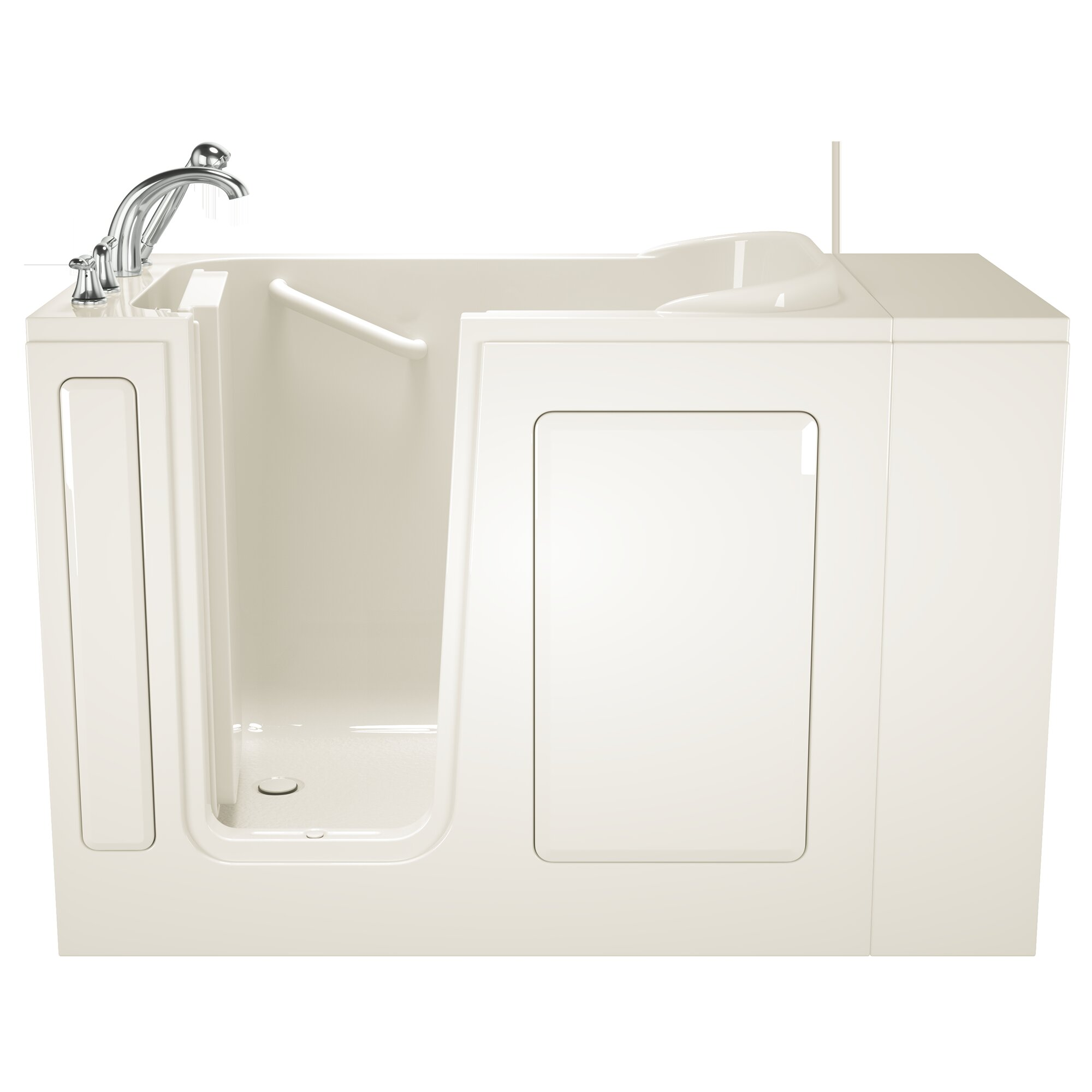 Details About Safety Tubs Left Hand Entry Series 48 X 28 Walk In Soaking Bathtub