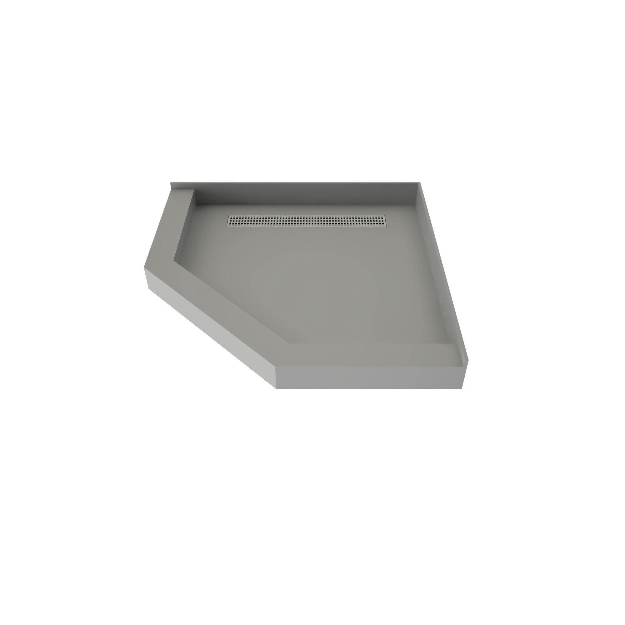 Tile Redi Trzf3248 Bi 32x48 Pan Z Flashing Kit