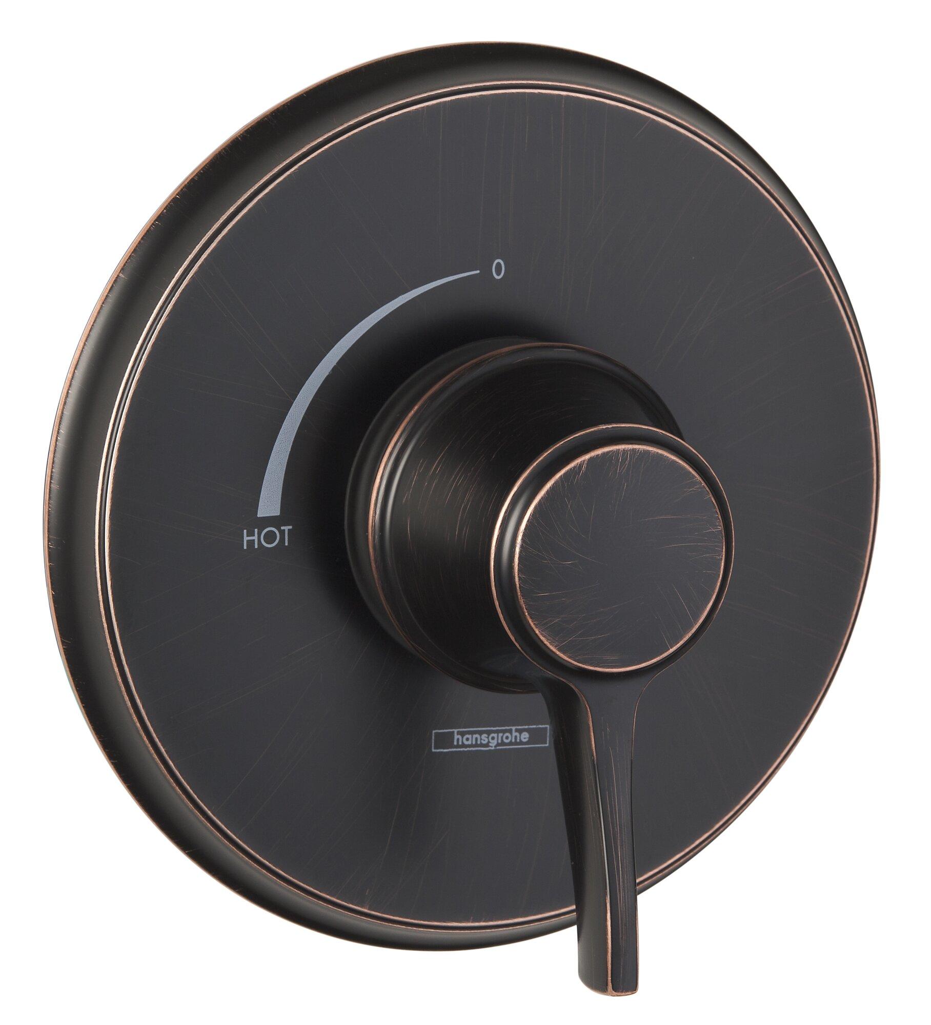 Hansgrohe Metris C Pressure Balance Faucet Trim | eBay