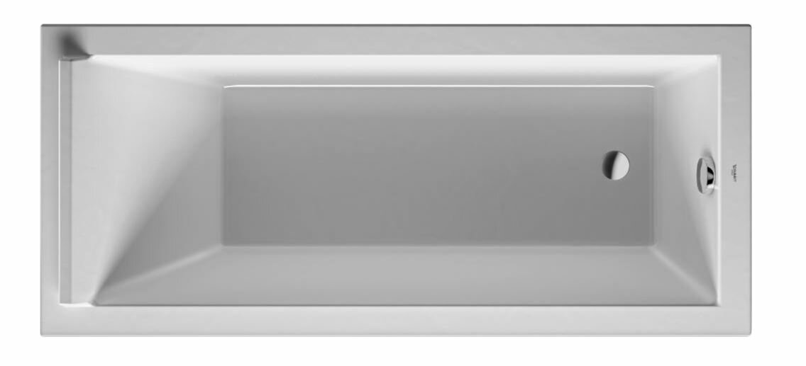 Duravit Duravit Starck Bathtub New. OUR SKU# DRV2277 | MPN: 700335000000090