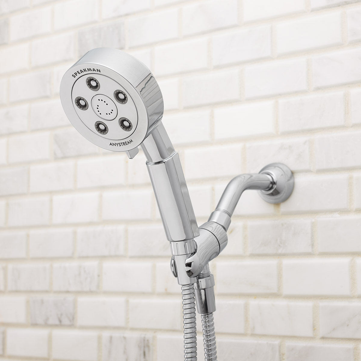 Details About Speakman Neo 2 5 Gpm Multi Function Handheld Shower Head Polished Chrome