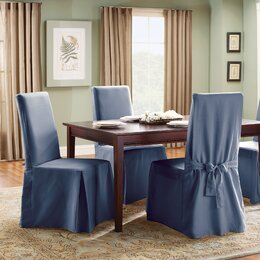 Kitchen U0026 Dining Chair Slipcovers