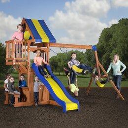 swing sets backyard playground equipment