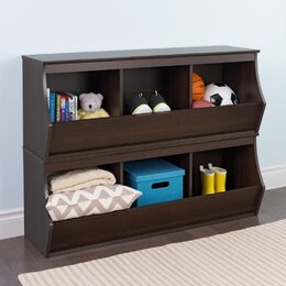 Captivating Toy Organizers · Kidsu0027 Bookcases