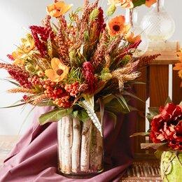 Flower Centerpieces. Table Vases