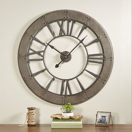 Wall Décor · Mirrors · Clocks
