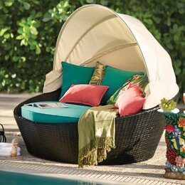 patio daybeds outdoor lounge chairs