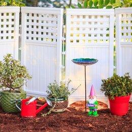 outdoor décor you'll love  wayfair, Garden idea