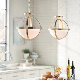 kitchen light fixtures. Island Lights Kitchen Lighting You ll Love  Wayfair