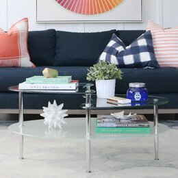 Wonderful Glass Top Coffee Tables