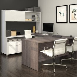 Desk In Office For