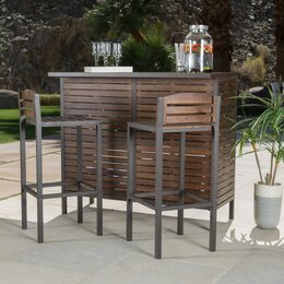 Patio Bar Sets