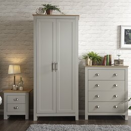 Bedroom Furniture Bedside Tables Amp Wardrobes Wayfair Co Uk
