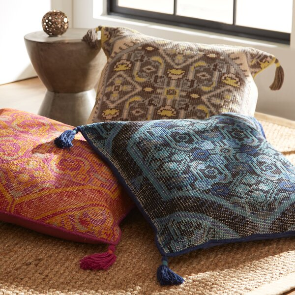 Birch Lane Mumbai Wool Pillow Cover Birch Lane