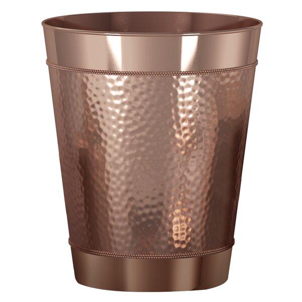 Birch lane hammered copper waste basket reviews birch lane - Copper wastebasket ...
