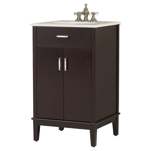 Roman 21 U0026quot Single Bathroom Vanity U0026amp Reviews Joss U0026amp  Main Bathroom Vanity Rochester Ny.