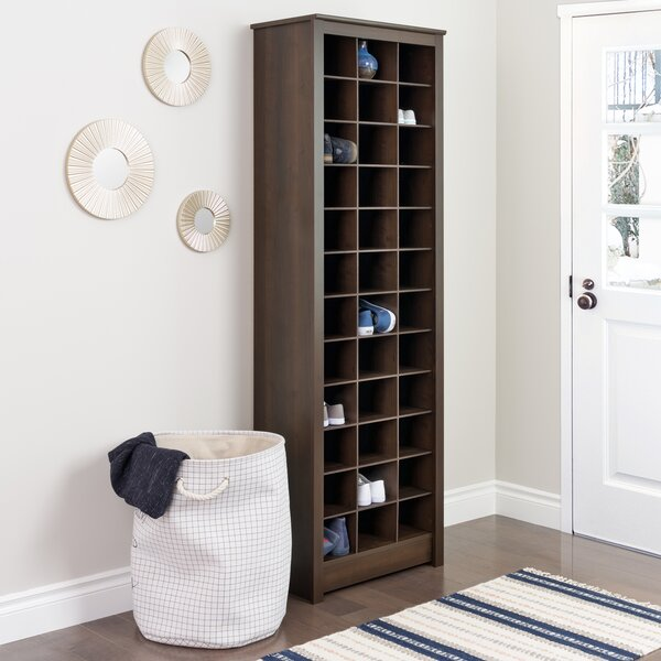 Three Posts Space Saving Shoe Storage Cabinet Amp Reviews