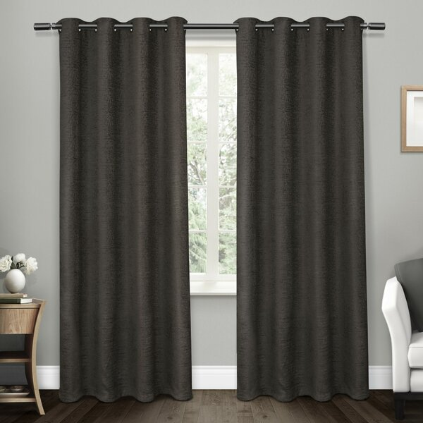 Skyline blackout thermal curtain panel reviews joss main Blackout curtains city skyline