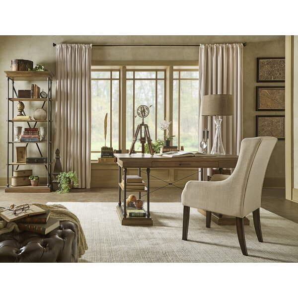 "Birch Lane Abington Carston Solid Pine Lighted Display: Darby Home Co Eastgate 84"" Etagere Bookcase & Reviews"